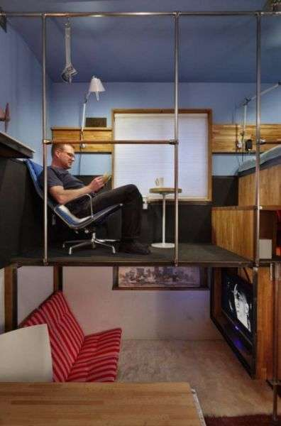 Квартира минимум (7 фото)