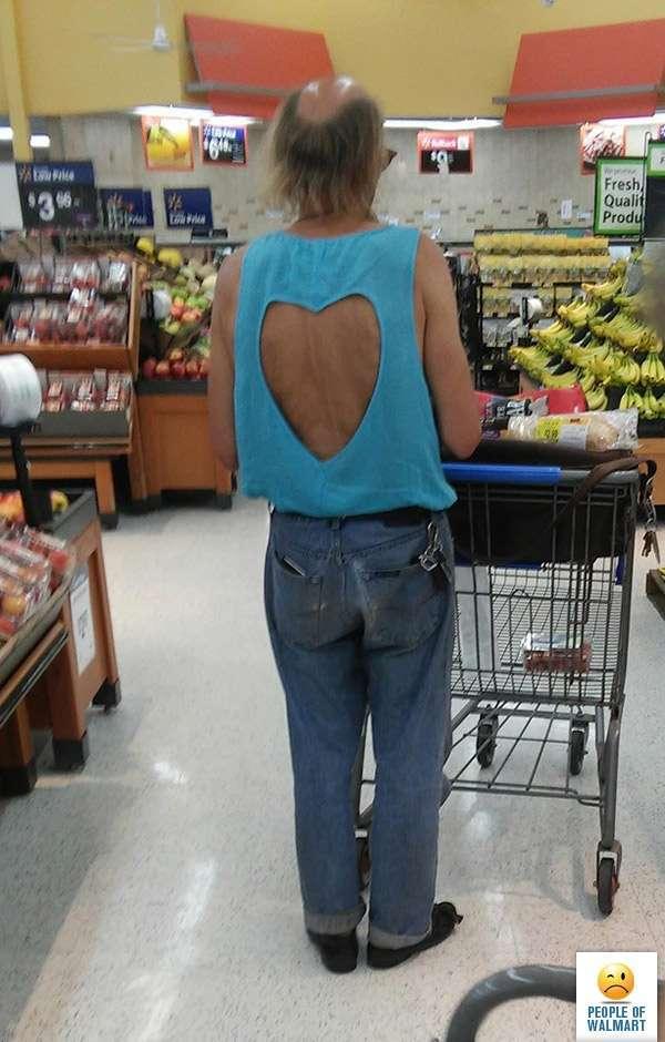 Америка, прекрати или дикие покупатели американских супермаркетов (20 фото)