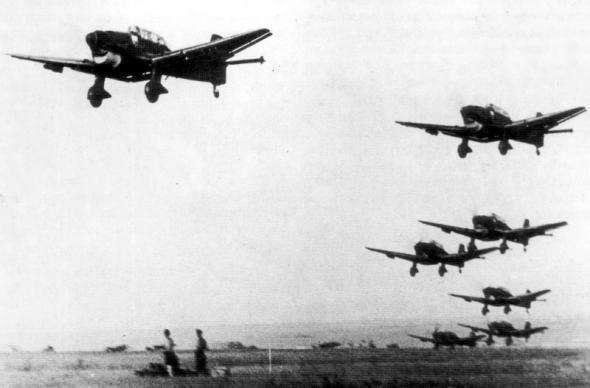 Фотографии первых дней Войны
