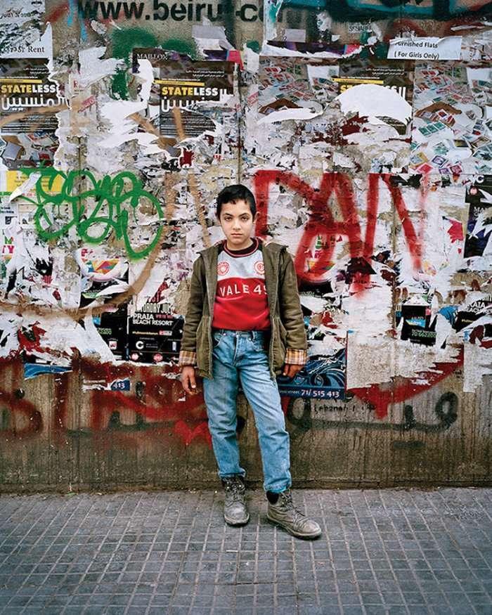 Эмоциональный фотопроект «Невидимые дети» (11 фото)
