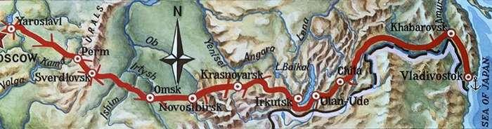 Сто лет Транссиба