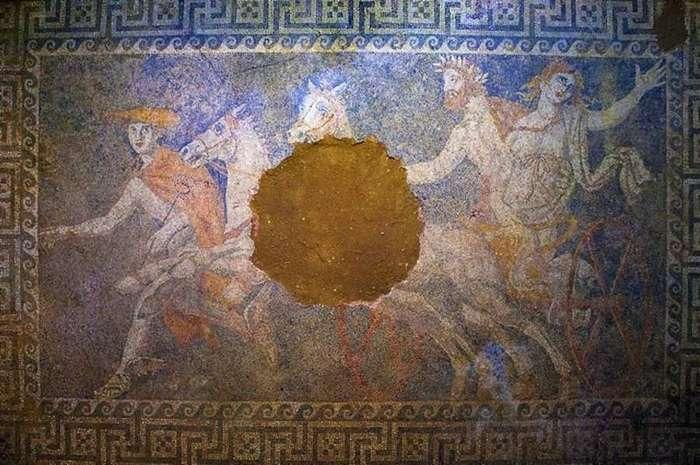Где находится могила Александра Македонского?