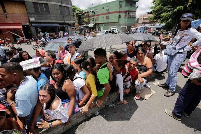 Снимки повседневной жизни в Венесуэле