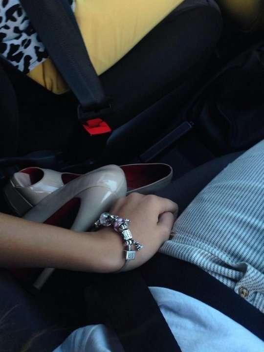 Если баба на дороге — уноси скорее ноги!