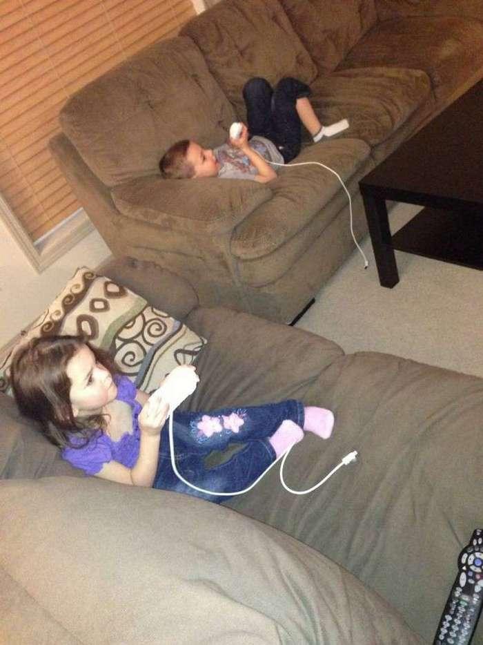 Родители, которым нельзя доверять детей (42 фото)