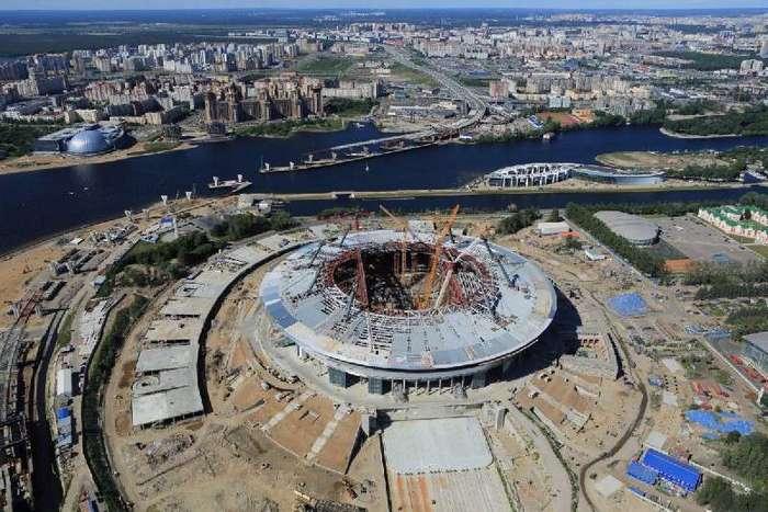 Правительство Петербурга утвердило достройку «Зенит-Арены» за счёт детских садов, школ и больниц