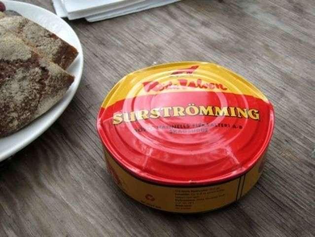 Шокирующие блюда со всего света