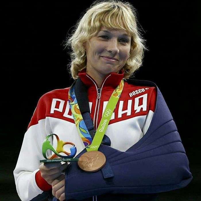 Красота – это сила. Наши олимпийские чемпионки!