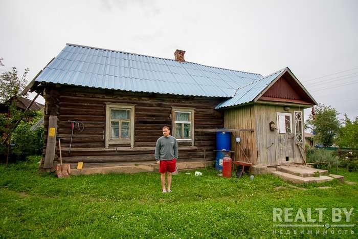 Загородный дом по цене «хрущевки». 3 года, $50 тыс и всего две руки, растущие из плеч