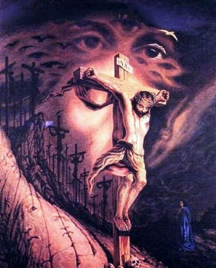 Метаморфическая живопись Октавио Окампо