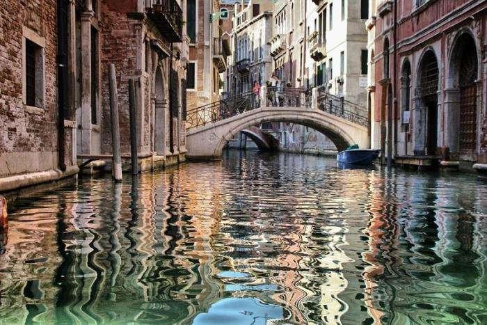 Развлечения в Венеции (6 фото)
