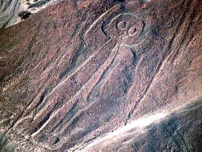 Тайны перуанской пустыни