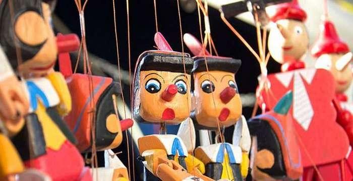 Реальная история Пиноккио