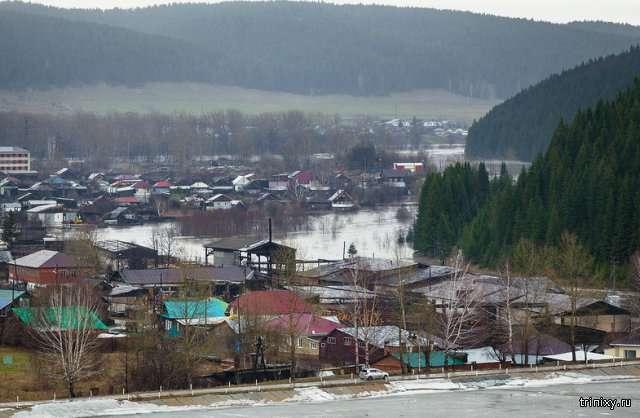 Власти Красноуфимска опубликовали памятку на случай паводка (2 фото)