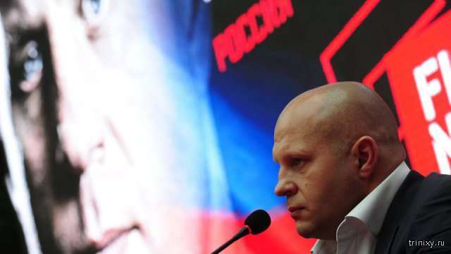 Федор Емельяненко проведет бой с бразильцем Фабио Мальдонадо (4 фото)