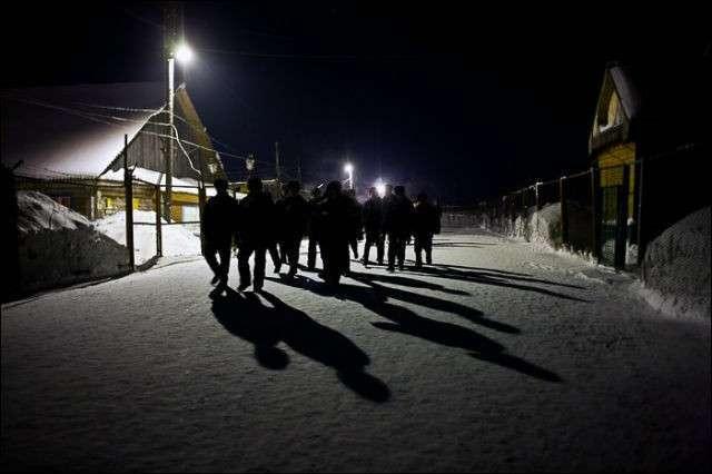 Колония в Архангельске (77 фото)
