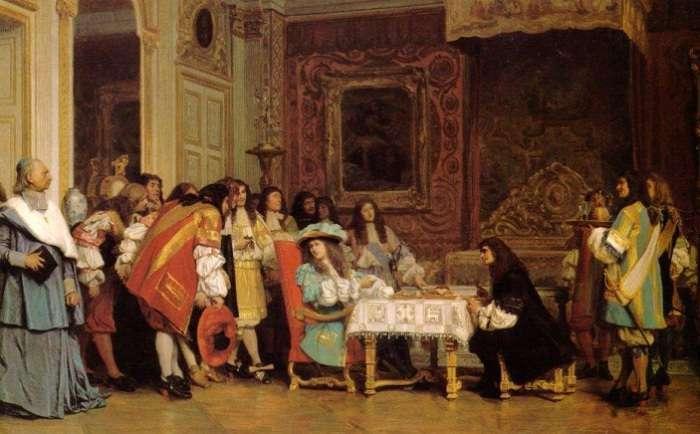 Людовик XIV и его трапезы: невероятная прожорливость Короля-солнце