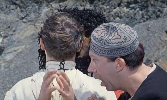 Как Гайдай снимал знаменитые сцены в «Кавказской пленнице»