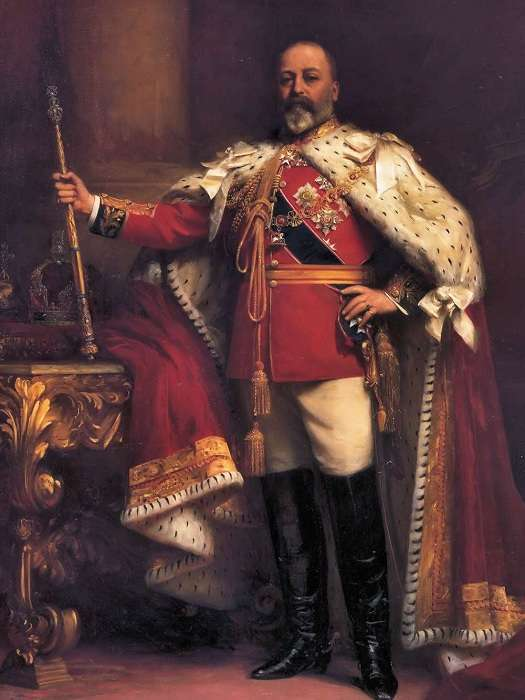 Непутевый сын великих родителей: разгульная жизнь Эдуарда VII