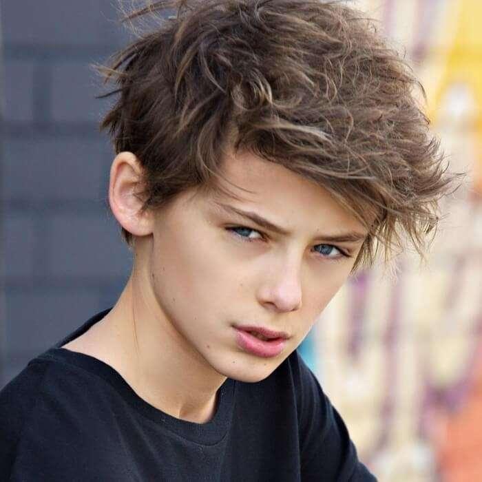 Фото самого красивого мальчика в мире взорвало интернет (12 фото)