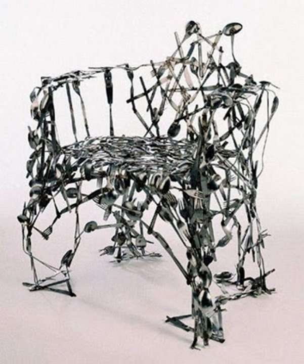 Дизайнерские кресла, в которые не хочется присесть