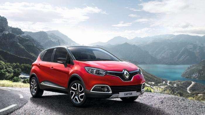Renault Captur появится и в России (6 фото)
