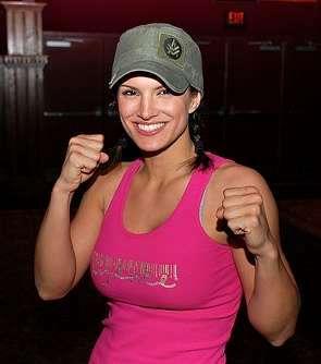 Девушки - бойцы MMA (49 фото)