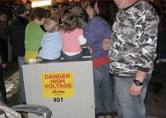 Крайне опасно (38 фото)