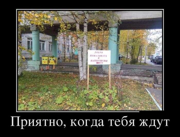 Демотиваторы №1504 (30 фото)
