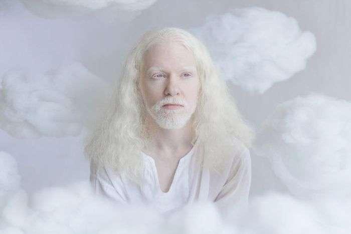 Уникальная красота людей-альбиносов (32 фото)
