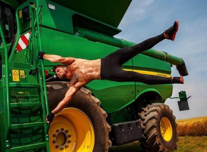 Горячий фермерский календарь
