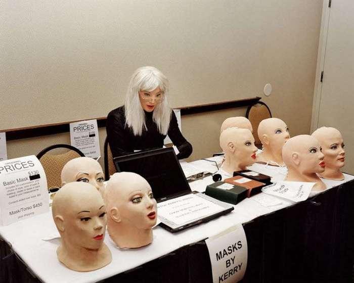 Сообщество «Женщины в маскировке» (14 фото)