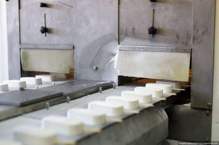 Как делают мороженое (31 фото)