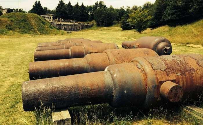 Невероятные руины заброшенных островов