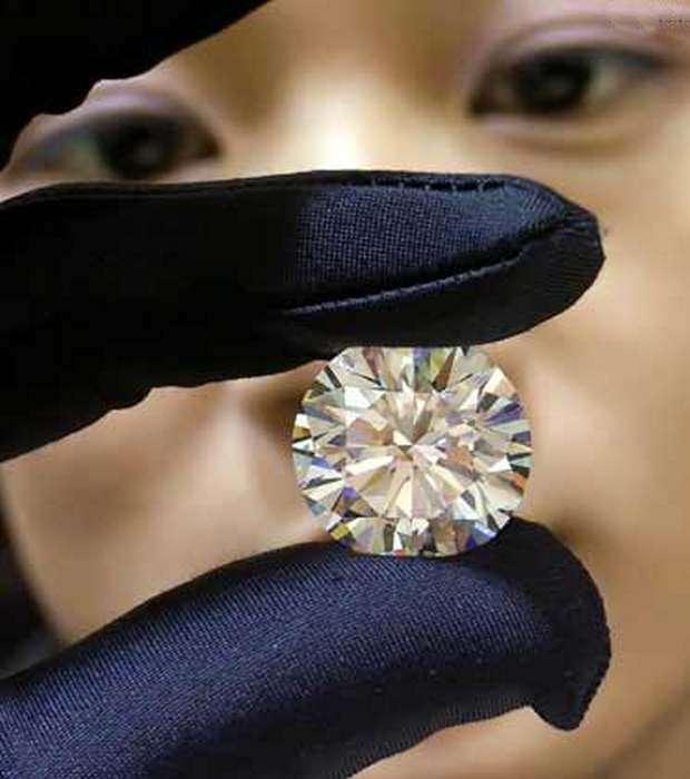 16 ярких фотофактов из жизни бриллиантов