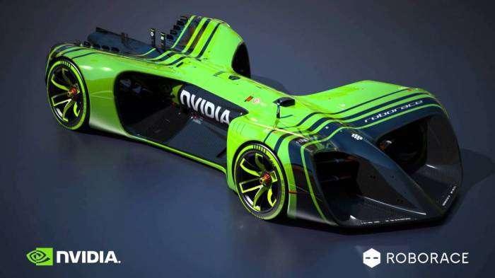 Roborace: беспилотный гоночный болид и будущее гонок Формула