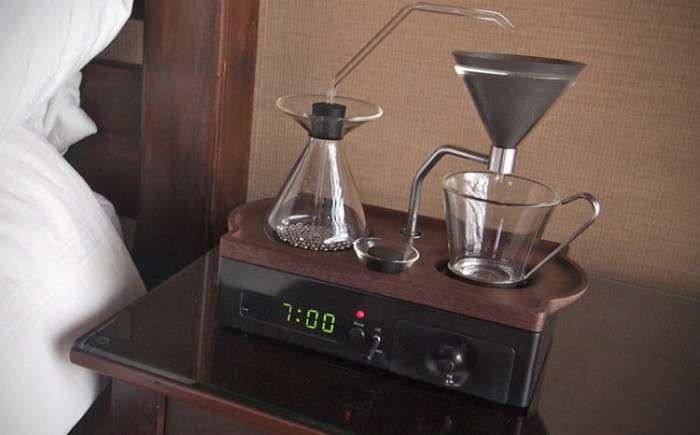 12 самых необычных кофеварок, которые оценят не только истинные кофеманы