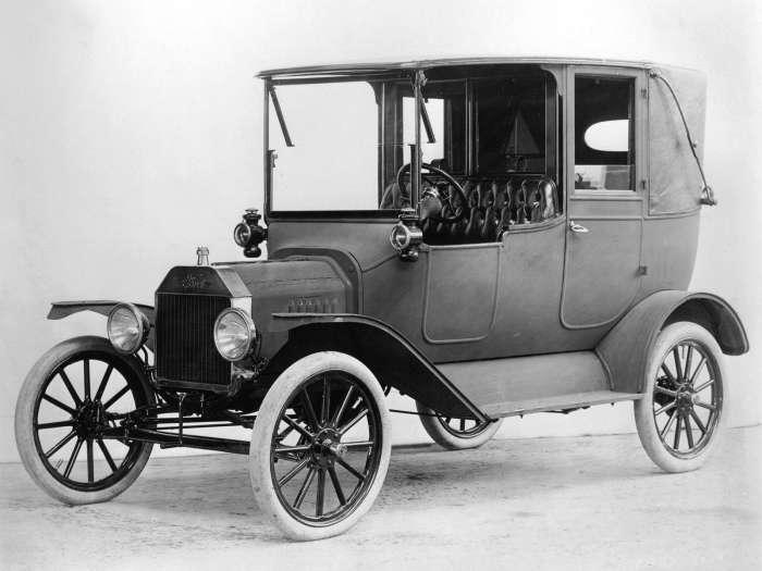 10 самых небезопасных машин в истории автопрома