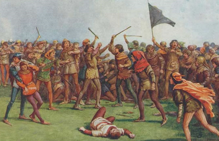 10 фактов из жизни древних, которые сегодня кажутся настоящим кошмаром