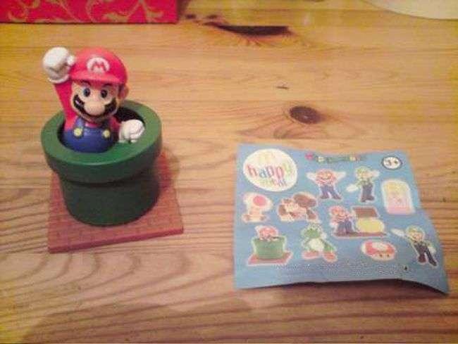 Прикольный Марио-тюнинг унитаза (9 фото)