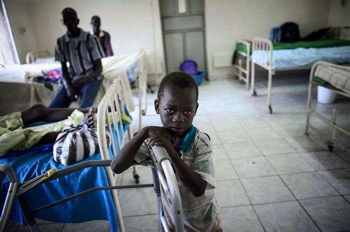 Повседневная жизнь Южного Судана (20 фото)