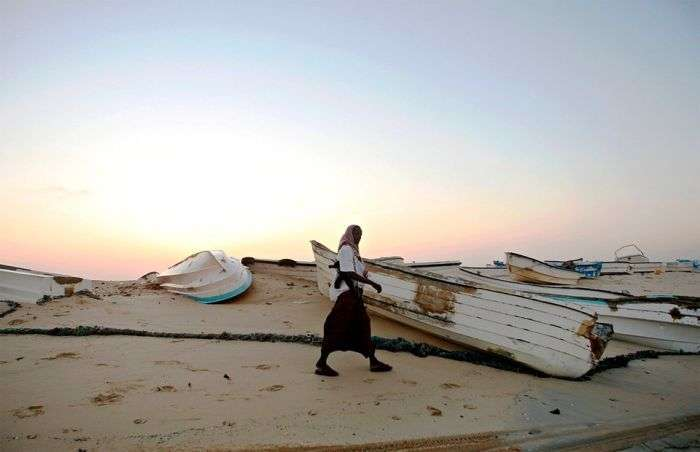 Кто и как победил сомалийских пиратов (8 фото)