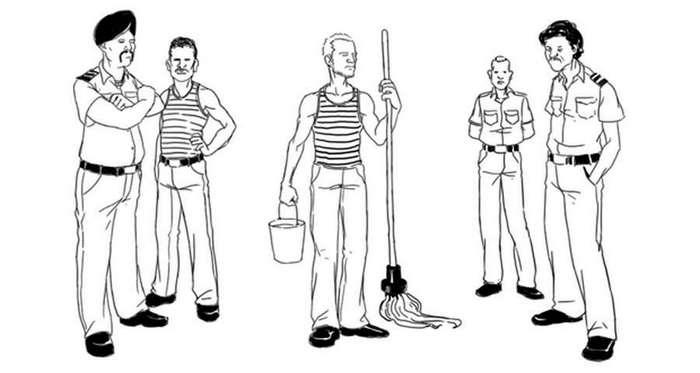 Как это устроено: Работа моряка