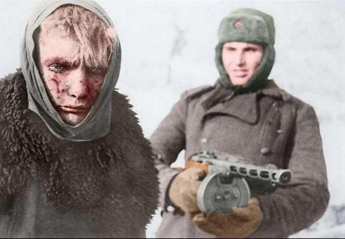 Воспоминания о конце войны… Вы просто совсем не знаете русских