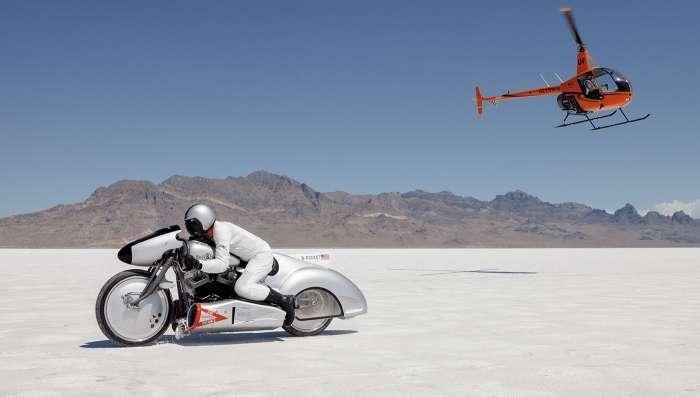 Мотоцикл Bell & Ross B-Rocket: инженерный подвиг времени, скорости и дизайна