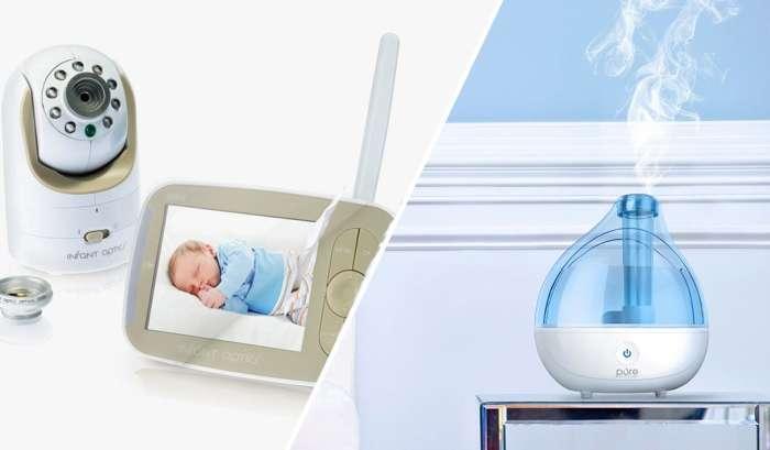 7 очень полезных устройств для ухода за маленькими детьми