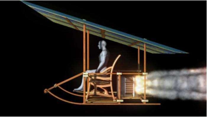 Автомобили, самолеты и ракеты Древнего мира