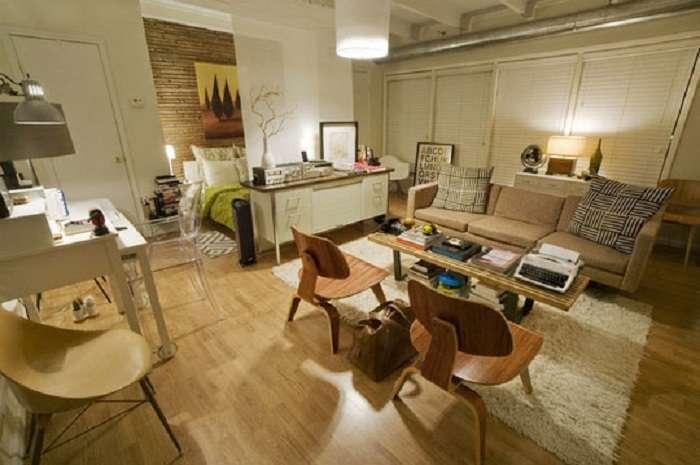 Отличные дизайнерские идеи для небольших пространств