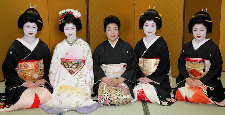 Тонкости востока - культура гейш (10 фото)