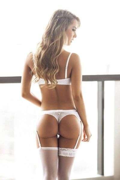 Красивые девушки в нижнем белье (61 фото)
